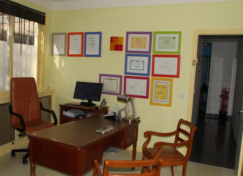 Bureau du cabinet