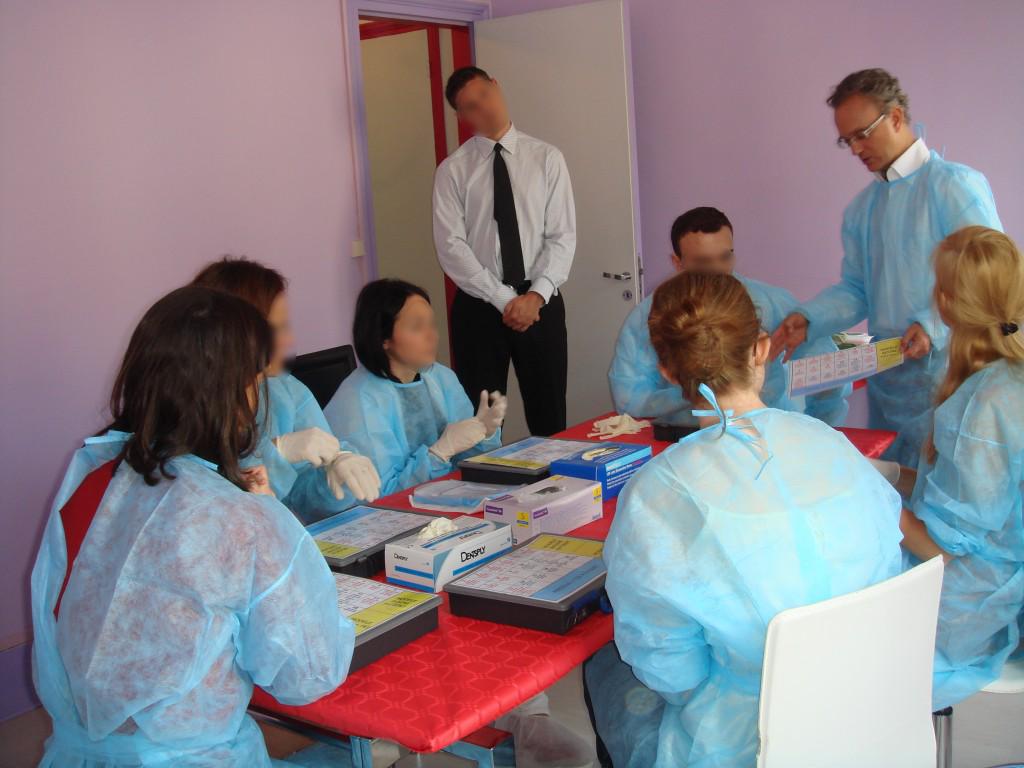 formations de proth 232 ses sur implants et de chirurgies meulan