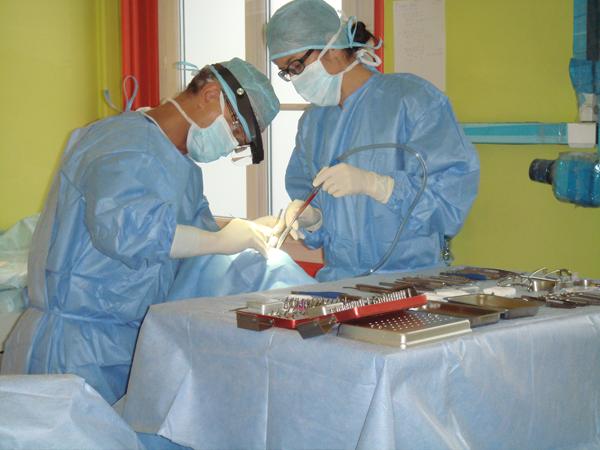 Chirurgie Maxillo-buccale